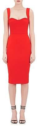 Victoria Beckham Women's Sleeveless Crepe Sheath Dress