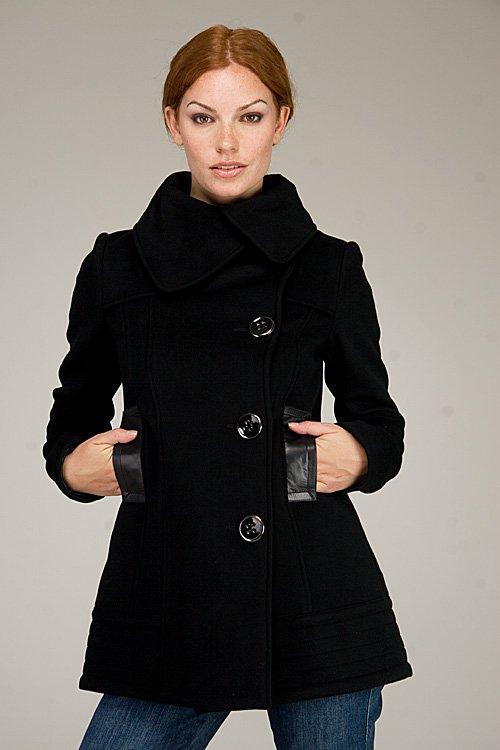 Mackage Isa Black Coat