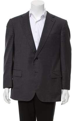 Caruso Wool & Cashmere Blend Blazer