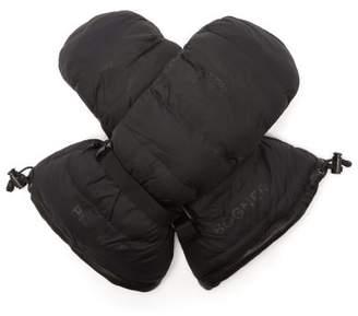 Bogner Triple Heat Padded Mittens - Mens - Black