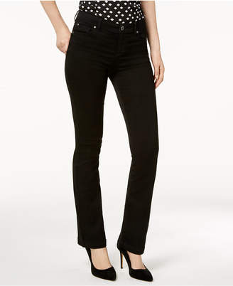 INC International Concepts I.n.c. Curvy-Fit Bootcut Jeans