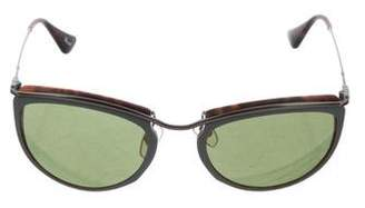 db82bf9c39b Pre-Owned at TheRealReal · Persol Polarized Mirror Sunglasses
