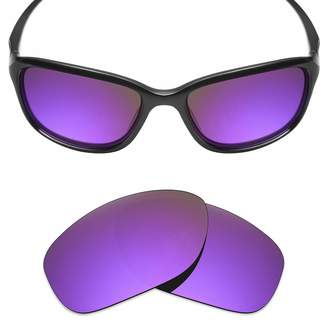 568ad38f1e Oakley Mryok Polarized Replacement Lenses for She s Unstoppable - Plasma  Purple