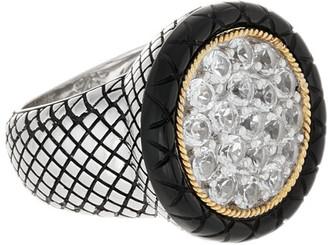Candela Andrea Lucero 18K & Silver 0.70 Ct. Tw. Gemstone Ring