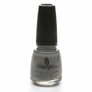 China Glaze Nail Laquer with Hardeners, Recycle #652