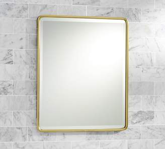 Pottery Barn Vintage Fixed Mirror