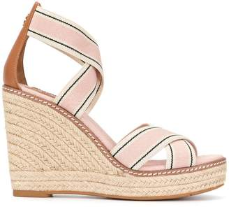 Tory Burch Frieda wedged sandals