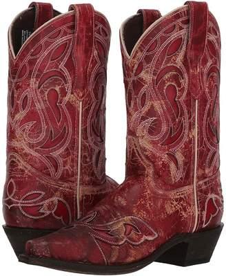 Laredo No More Drama Cowboy Boots
