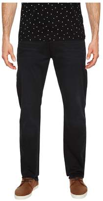 7 For All Mankind The Straight Tapered Straight Leg w/ Clean Pocket in Deep Sea Men's Jeans