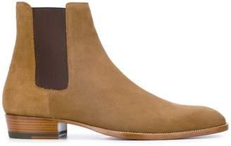 Saint Laurent Wyatt 30 boots
