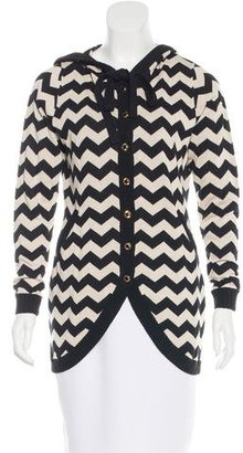 Alice by Temperley Hooded Button-Up Cardigan $75 thestylecure.com