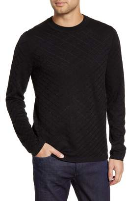 HUGO Scamun Slim Fit Sweater
