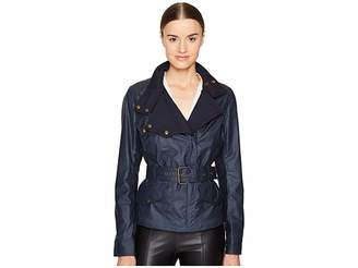 Belstaff Bemptom Signature 6 oz. Wax Cotton Jacket Women's Coat
