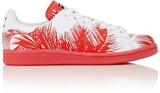adidas Women's Women's Stan Smith Palm Tree Sneakers-RED $200 thestylecure.com
