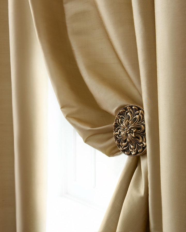 Amity Home Radiance Silk Curtain
