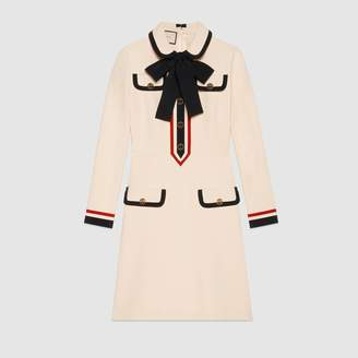 Gucci Jersey dress with bow