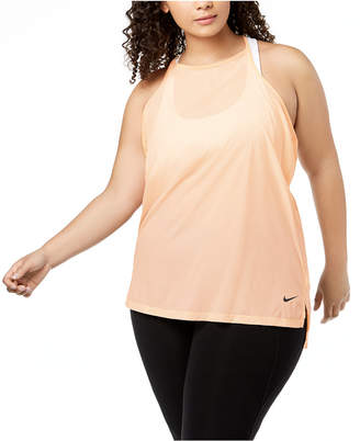Nike Plus Size Flex Y-Back Training Tank Top