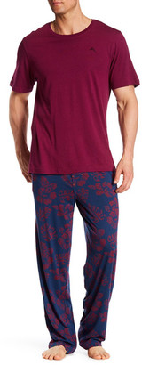 Tommy Bahama Midori Floral Pajama 2-Piece Set $79.50 thestylecure.com