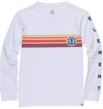 Element Men's Dawn Striped T-Shirt