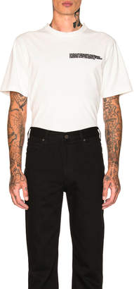 Calvin Klein Established Embroidery Tee