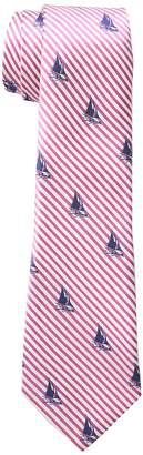 Lauren Ralph Lauren Seersucker Sail Tie Ties