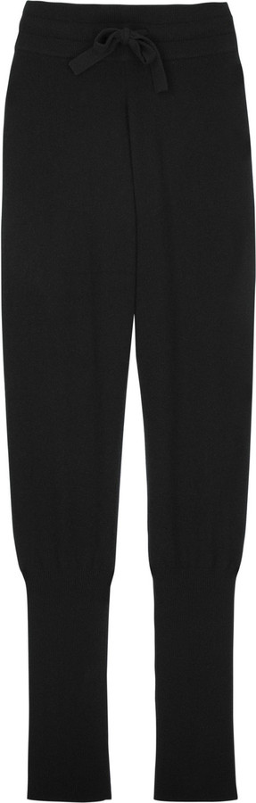 Bird by Juicy Couture Cashmere tapered pants