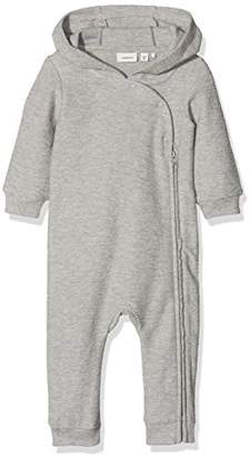 Name It Baby Nbnuxoda Ls Suit W.Hood Footies