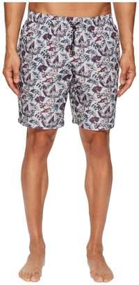 Dolce & Gabbana Mid Length Wagasa Boxer w/ Bag