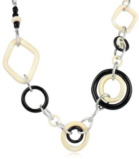 Antica Murrina Benny - Geometric Shaped Murano Glass Necklace