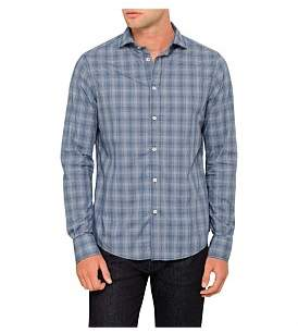 Armani Jeans Multi Gingham Check Shirt