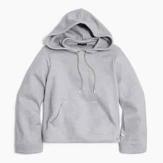 J.Crew Cropped hoodie