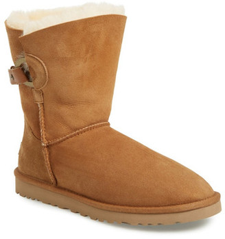 UGG Australia Nash Genuine Shearling Lined Boot $180 thestylecure.com