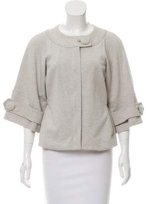 Charles Chang-Lima Lightweight Scoop Neck Jacket