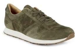 UGG Trigo Camouflage Suede Sneakers