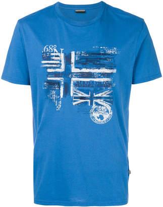 Napapijri graphic print T-shirt