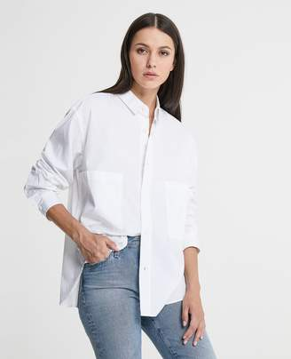 AG Jeans The Shiro Oversized Pocket Shirt