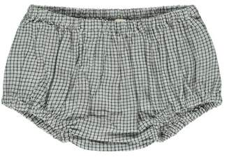 Ketiketa Sale - Small Check Organic Cotton Bloomers