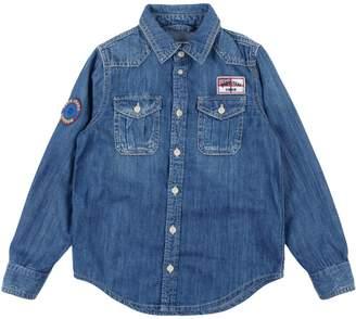 Pepe Jeans Denim shirts - Item 42657325ES