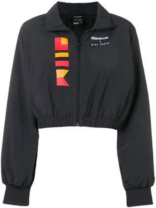 Reebok X Gigi Hadid bomber jacket
