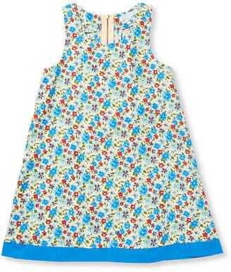 Elephantito Floral Ruffle Dress