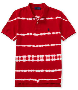 Ralph Lauren Little Boy's Tie-Dyed Cotton Mesh Polo