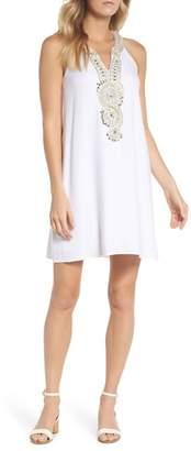 Lilly Pulitzer R) Valli Sleeveless Shift Dress