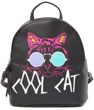 T-Shirt & Jeans Cool Cat Backpack