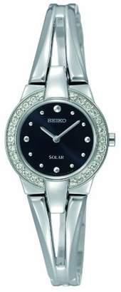Seiko Women's Quartz Stainless Steel Casual Watch