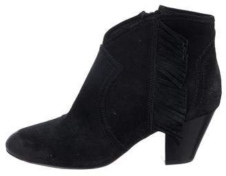 Ash Justin Suede Boots