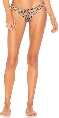 Bettinis Minimal High Leg Bottom