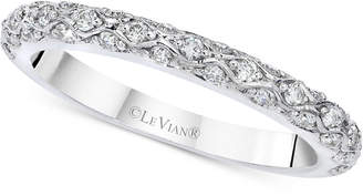 LeVian Le Vian® Diamond Band (1/3 ct. t.w.) in 14k White Gold
