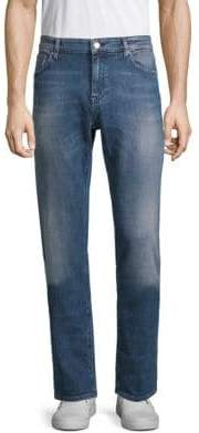 HUGO BOSS Classic Faded Jeans