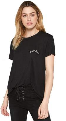 Amuse Society Daxton Embroidered Wild Thing Tee