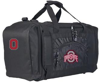 NCAA Northwest Ohio State Buckeyes Roadblock Duffel Bag